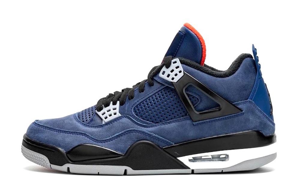 Jordan 4 WNTR Loyal Blue CQ9597-401