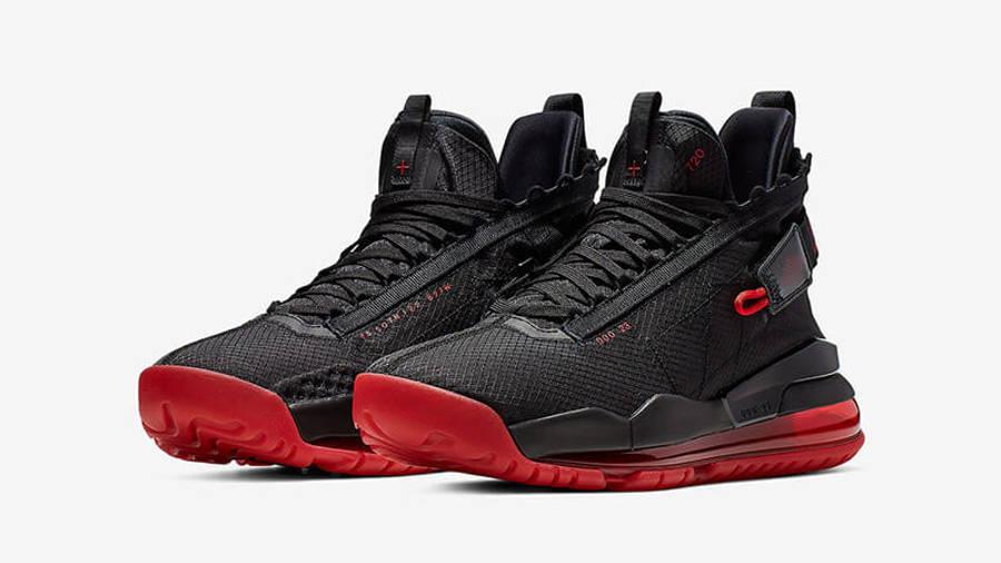 Jordan Proto Max 720 Black Red | Where