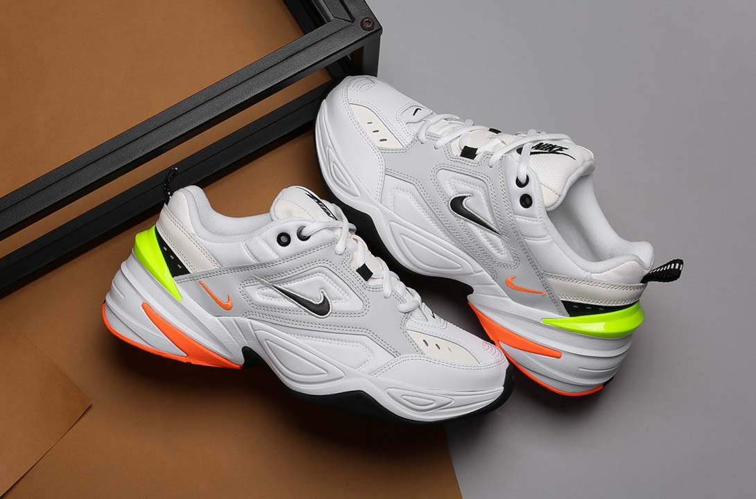 Grab The Nike M2K Tekno 'Platinum Volt' For Summer
