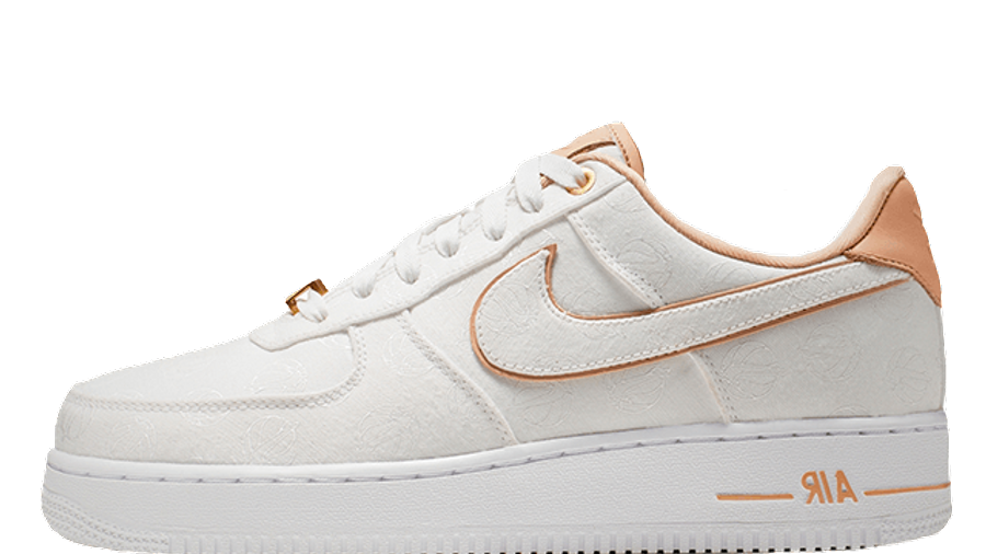 Nike Air Force 1 07 Lux White Beige