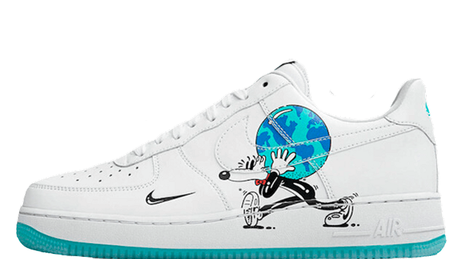 Nike Air Force 1 Earth Day Pack White | Where To Buy | CI5545-100 ...
