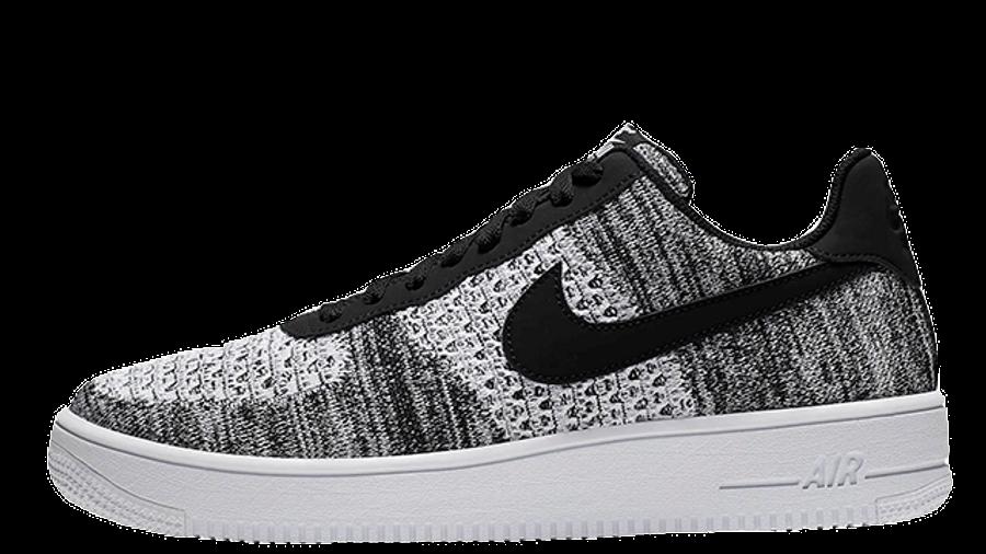 Nike Air Force 1 Flyknit 2.0 Black