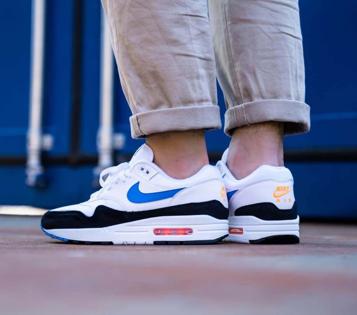 Foot Locker Just Launched The Nike Air Max 1 Photo Blue The Sole