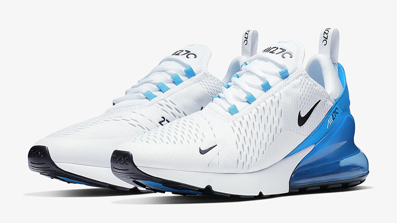 first rate online here big discount Nike Air Max 270 Photo Blue - Where To Buy - AH8050-110 | The Sole ...