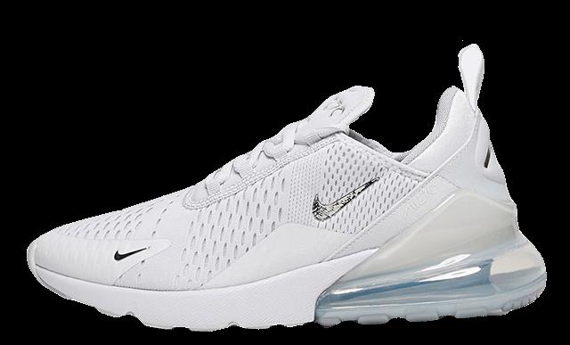Nike Air Max 270 Platinum Silver