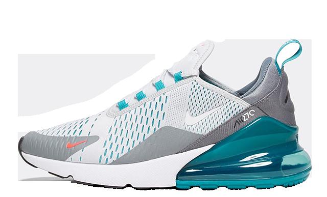 Nike Air Max 270 White Grey