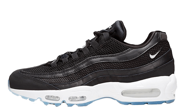 Nike Air Max 95 Essential Black Reflective Silver
