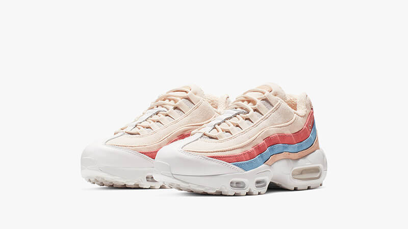 Nike Air Max 95 Plant Color Pack Coral Stardust