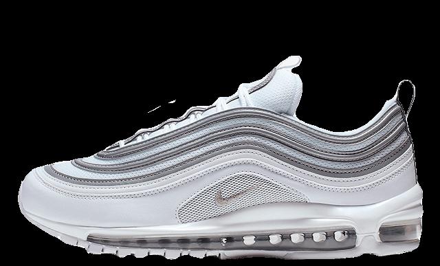 Nike Air Max 97 Grey White - Where To