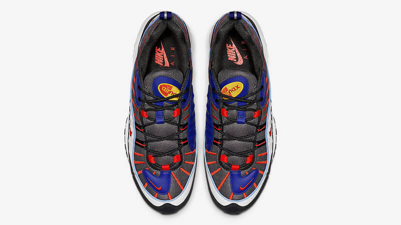 Nike Air Max 98 Phoenix 640744-012 middle