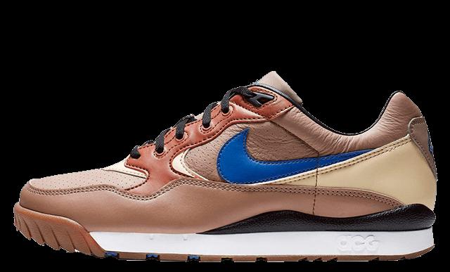 Nike Air Wildwood ACG Brown Multi front