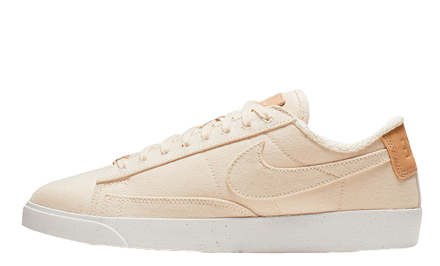 Nike Blazer Low Plant Color Pack Ivory AV9371-102