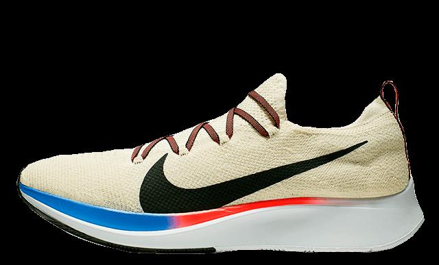 Nike Zoom Fly Flyknit Cream Multi AR4561-200