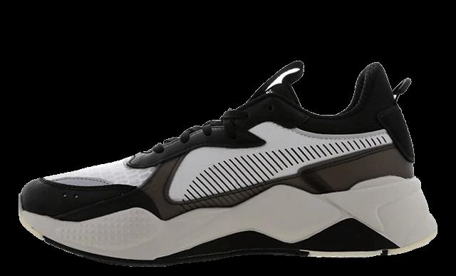 PUMA RS-X Tech Black Grey 369329-01