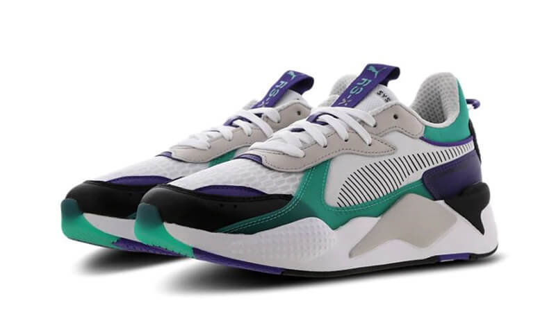 PUMA RS-X Tech Green Purple