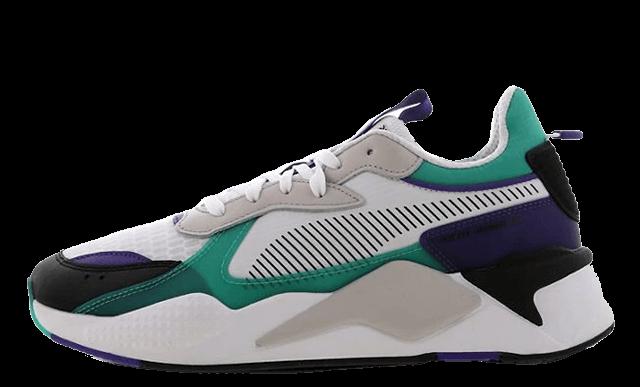PUMA RS-X Tech Green Purple 369329-07