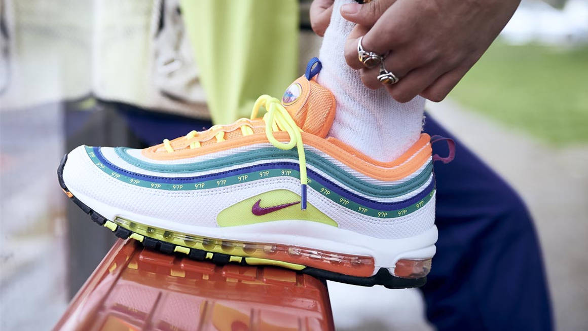 The Nike Air Max 97 'London Summer Of Love' Just Got A RESTOCK ...