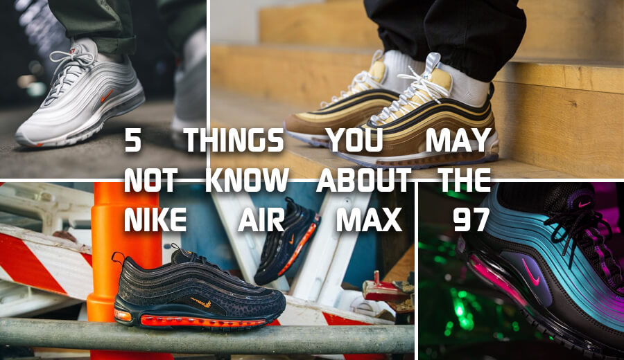 5 nike facts