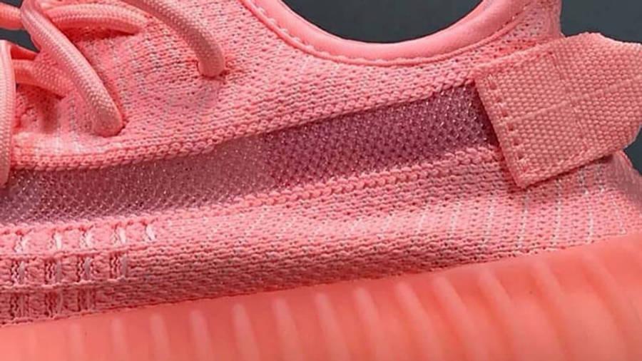 Yeezy Boost 350 V2 Glow In Dark Pink