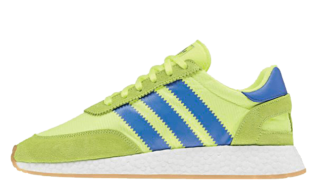 Details about Adidas Originals Iniki Runner I 5923 Shoes Trainers Clear Yellow