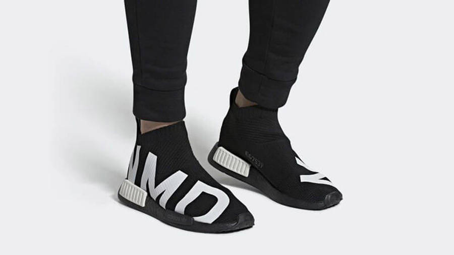 adidas NMD CS1 Black White | Where To Buy | EG7539 | The Sole Supplier
