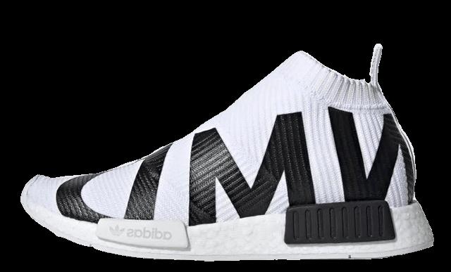 adidas NMD City Sock White Black EG7538