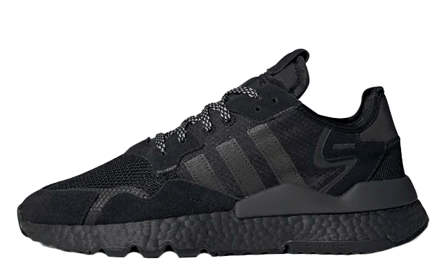 adidas Nite Jogger Black BD7954