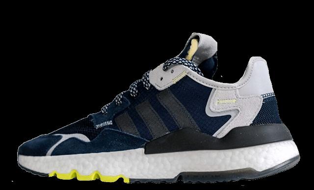 adidas Nite Jogger Navy JD Exclusive
