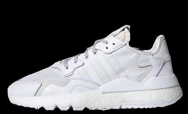 adidas Nite Jogger White BD7676