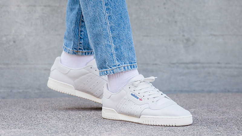 adidas Powerphase Grey White