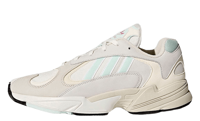 adidas Yung 1 White Mint CG7118