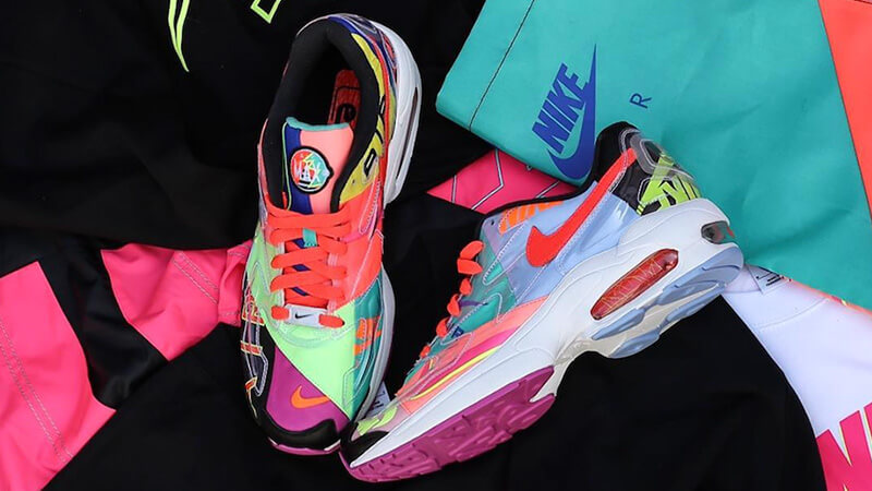 atmos x Nike Air Max 2 Light Multi
