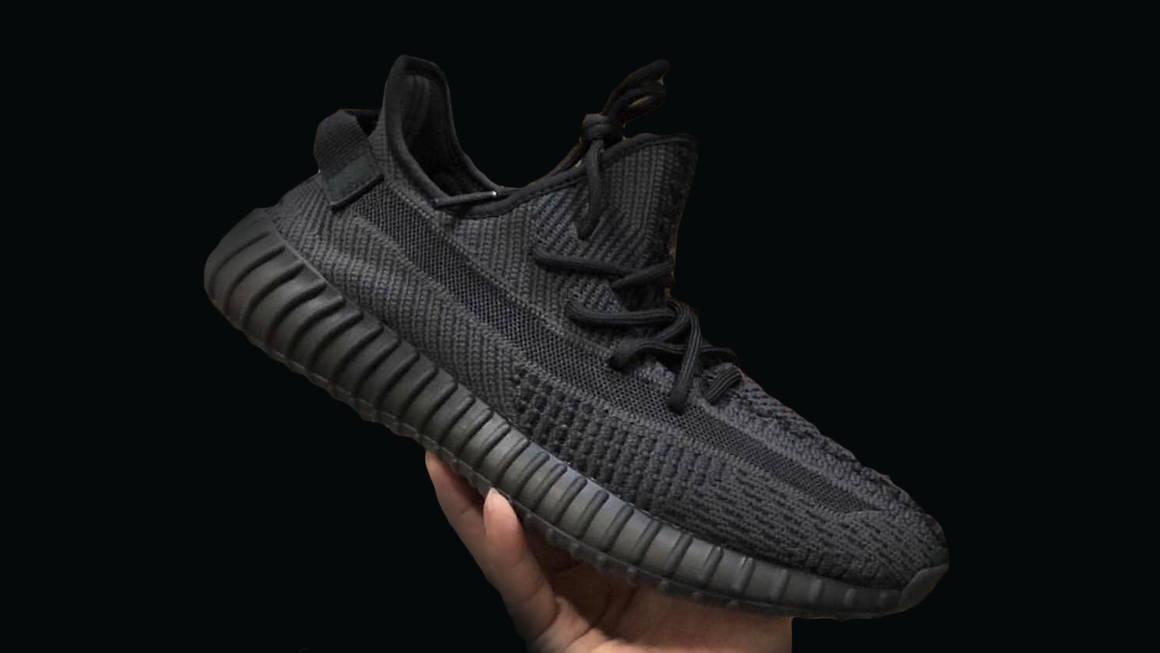 adidas yeezy 350 v2 black release date