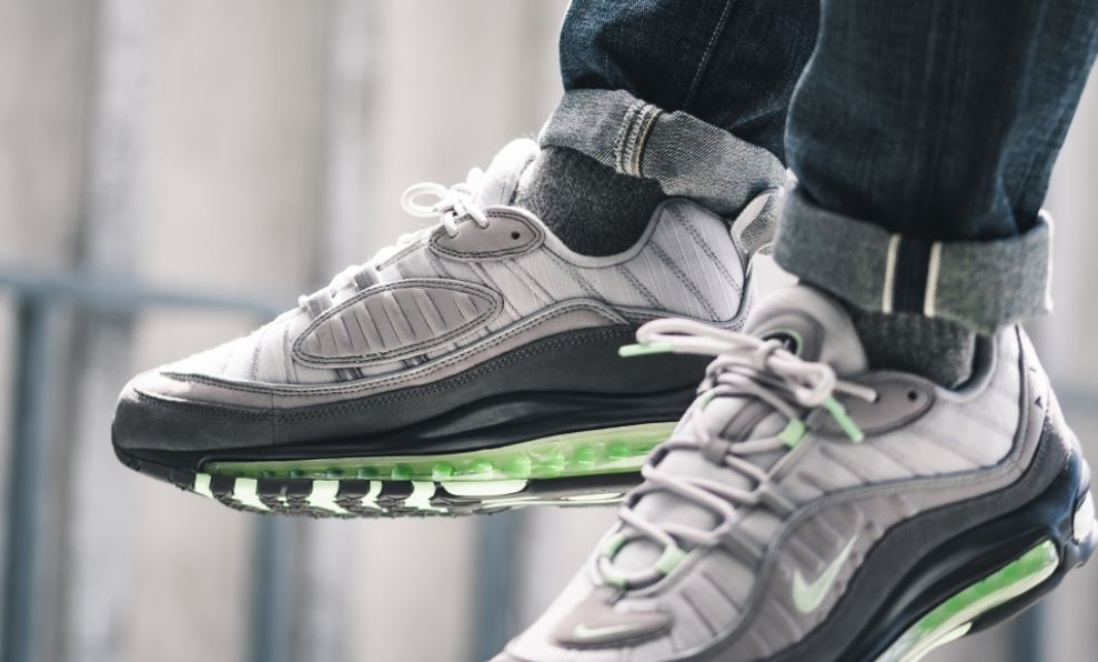 Nike Air Max 98 'Vast GreyFresh Mint' Where to buy online