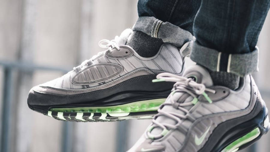 Nike Air Max 98 Vast Grey Mint | Where To Buy | 640744-011 | The ...