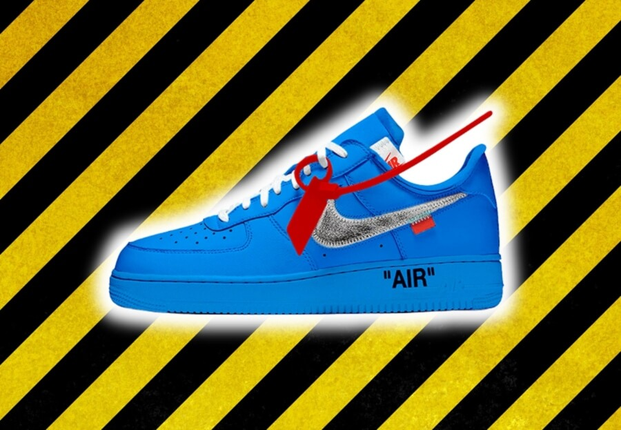 Don't Miss The Second Major Launch Of The Nike Air Force 1