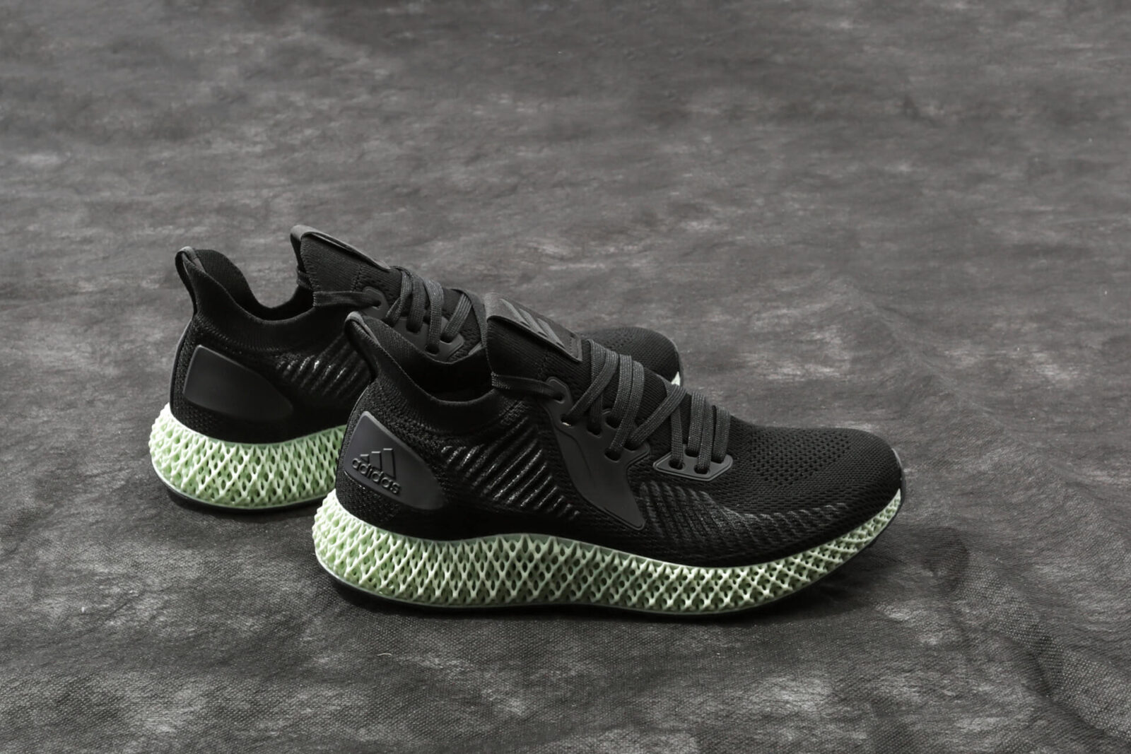 adidas Alphaedge 4D 'Core Black