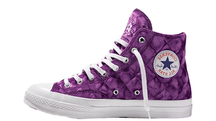 horno viudo Haz un esfuerzo  Converse Chuck 70 Hi x Golf Le Fleur Purple | Where To Buy | 165600C | The  Sole Supplier