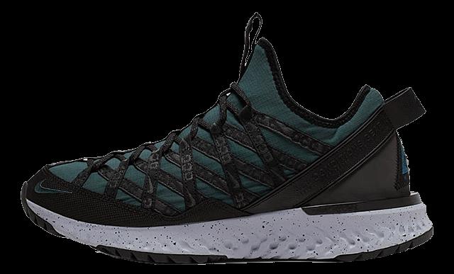 Nike ACG React Terra Gobe Deep Jungle BV6344-300 front