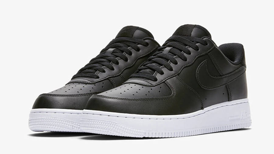 limpiar Estados Unidos Grave  Nike Air Force 1 07 Black White | Where To Buy | AA4083-015 | The Sole  Supplier