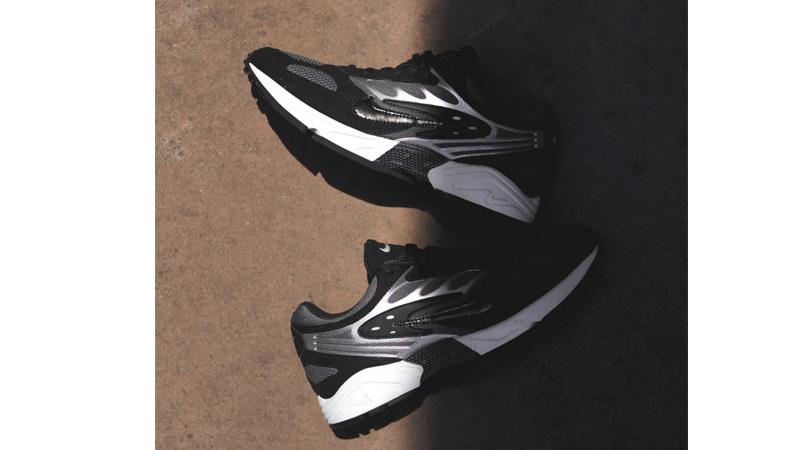 Nike Air Ghost Racer Black Grey