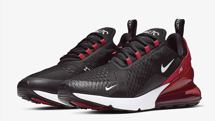 Nike Air Max 270 Black Red | Where To