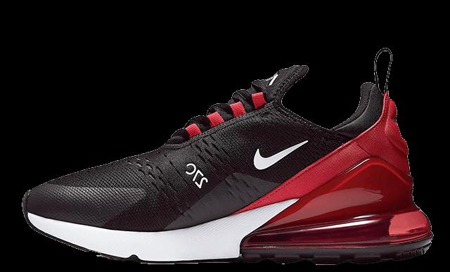 Nike Air Max 270 Black Red AH8050-022