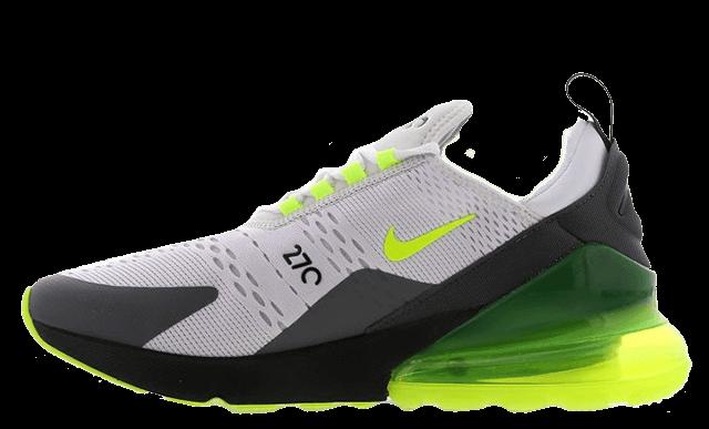 Nike Air Max 270 Volt Grey CJ0550-001
