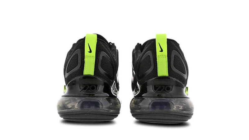 Nike Air Max 720 Black Volt - Where To Buy - CD7626-001 | The Sole