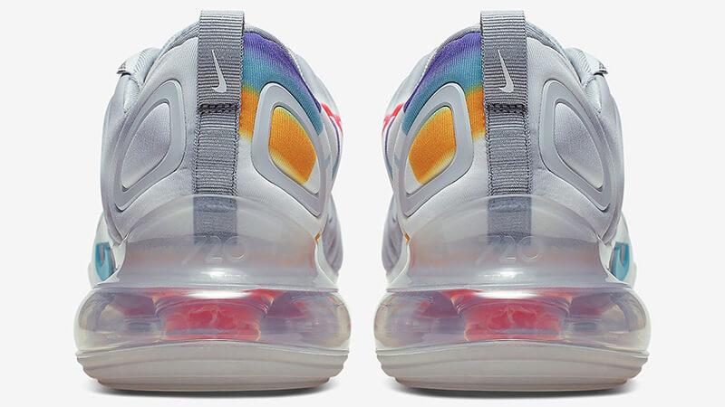 """New Nike Air Max 720 """"Pride"""" For Sale AO2924 011"""