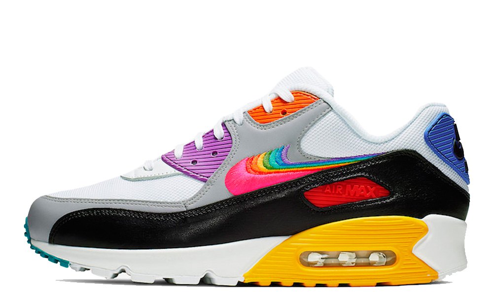 Nike Air Max 90 Be True - Where To Buy - CJ5482-100 | The Sole