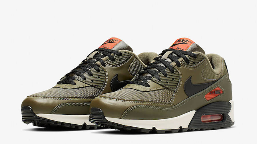 Nike Air Max 90 Undefeated Green | Where To Buy | AJ1285-205 | The ...