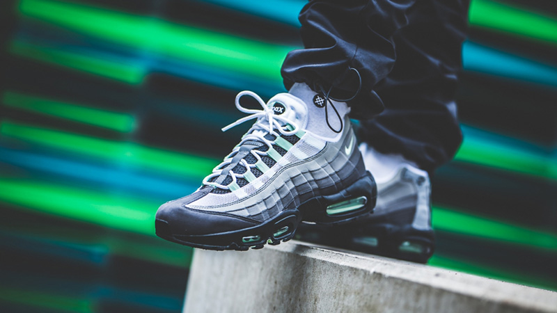 Nike Air Max 95 Fresh Mint Where To Buy Cd7495 101 The Sole