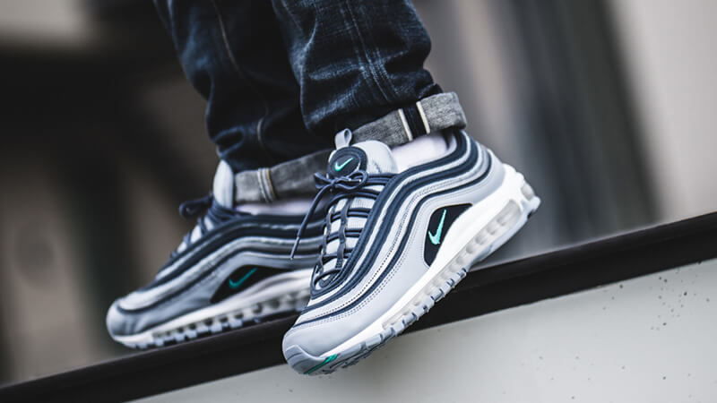 Lamer fecha límite Interpretar  Nike Air Max 97 Essential Monsoon Blue | Where To Buy | CI6392-400 | The  Sole Supplier